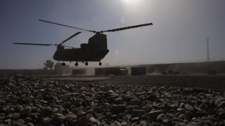 President Says U.S. Troops In Afghanistan Should Be Home By Christmas