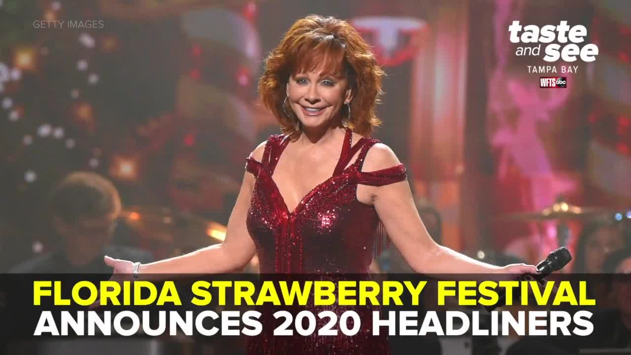 Florida Strawberry Festival 2020 lineup announced | Taste and See Tampa Bay