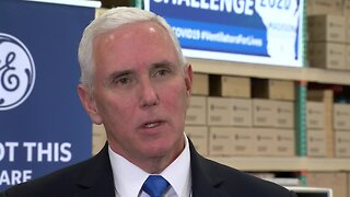 Charles Benson's full interview with Vice President Mike Pence