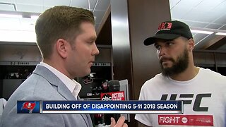 One-on-one with Bucs WR Mike Evans