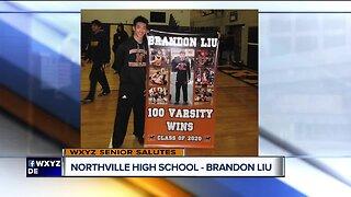 WXYZ Senior Salutes: Brandon Liu