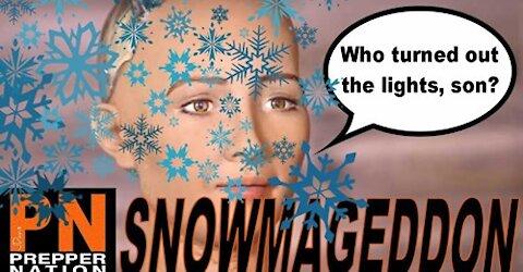 Snowmageddon - SHTF Sheltering in Place
