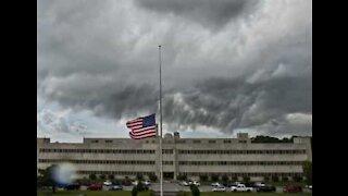 Una forte tempesta colpisce il Texas