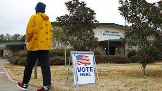 Over 2 Million Early Votes In Georgia Senate Runoff Election