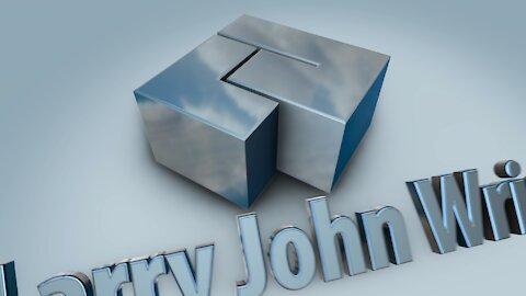 Larry John Wright Advertising, 3D Logo Animation