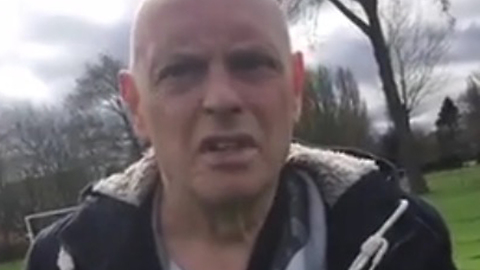 David Cox caught by paedophile hunters