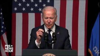 Biden Says White Supremacy Is A Bigger Threat Than ISIS, Al Qaeda