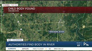Child's Body Found in Verdigris River
