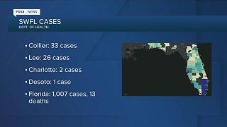 Latest information on the Coronavirus in Southwest Florida
