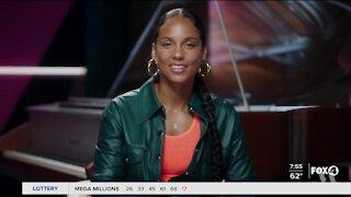 Alicia Keys master class