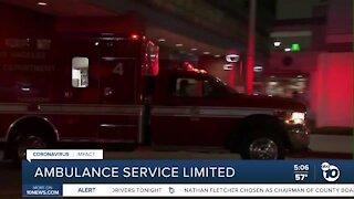 Ambulance service limited