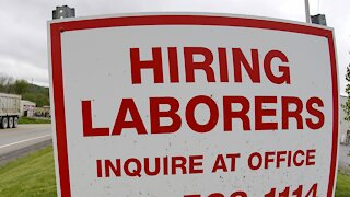 Jobless Claims Fall To New Pandemic Low Of 406,000
