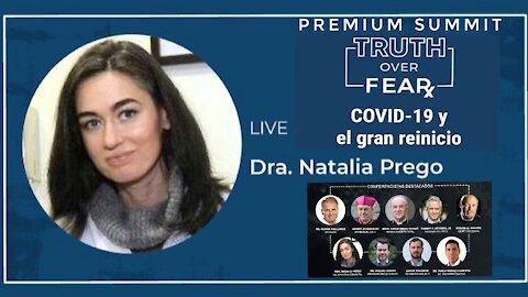 """SUMMIT """"TRUTH OVER FEAR"""" USA - Cumbre """"La Verdad sobre el Miedo"""""""