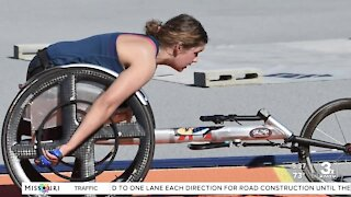 Positively the Heartland: Omaha college student preparing for Tokyo paralympics