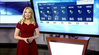 Tracking your afternoon Storm Team 4Cast for Wednesday July 1st