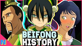 The COMPLETE Beifong Family Tree & Symbolism Explained!   Avatar the Last Airbender