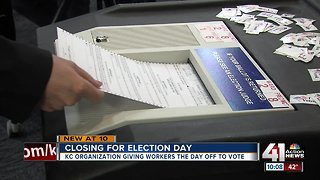 Port KC gives employees election days off