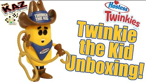 Twinkie the Kid Funko Pop Unboxing