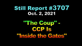 """The Coup - CCP """"Are Inside the Gates"""", 3707"""