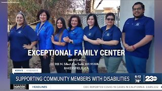 Kern's Kindness: Exceptional Family Center
