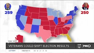 How veterans could shift election results