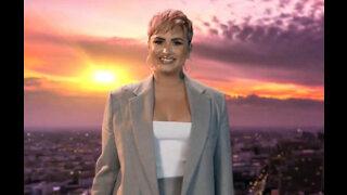 Demi Lovato SLAMS frozen yoghurt brand