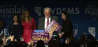 Steve Sisolak to be sworn in as governor