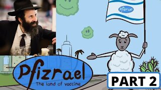 What is Going on With Israel and Vaccine Tyranny? Part 2 w Rabbi Michoel Green
