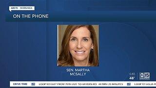 Sen. Martha McSally discusses response to coronavirus