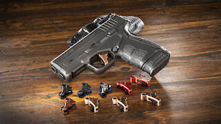 First Look: New APEX Tactical Action Enhancement Trigger for the Springfield Armory XDs Mod 2 #1058