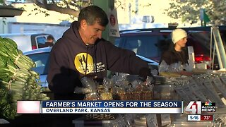 Vendors hope city council expands Overland Park Farmer's Market