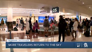 More travelers flying to Palm Beach County helping tourism numbers