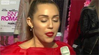 Miley Cyrus Reveals She Hasn't Smoked Marijuana In Six Months