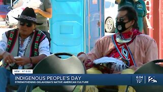 Indigenious People's Day: Strengthening Oklahoma's Native American Culture