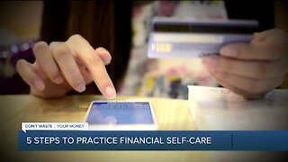 5 steps to practice financial self-care