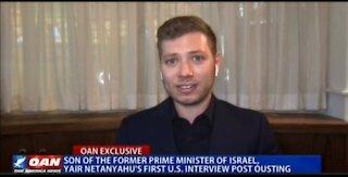 Son Of Benjamin Netanyahu, Yair, Explains What Is Really Going On In Israel