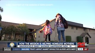 How The Mission at Kern County is helping homeless moms