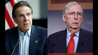 Cuomo calls McConnell suggestion that states declare bankruptcy 'dumb'