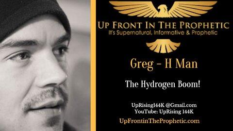 The Hydrogen Boom! Greg H Man
