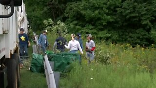Cleaning up Fish Creek