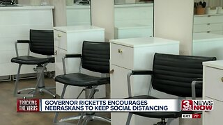 Ricketts Encourages Continued Social Distancing