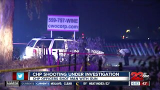 Tulare County Sheriff's Office investigating shooting involving officer from the CHP