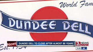 Dundee Dell to close after almost 86 years