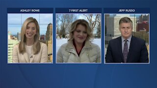 7 First Alert Forecast 5 p.m. Update, Friday, February 26