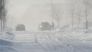 Blizzard Leaves Thousands Without Power