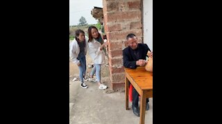 Father and Daughter Amazing funny videos 2021