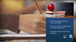 Palm Beach County school leaders to vote on reopening plan