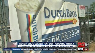 Dutch Bros set to open Friday in Bakersfield