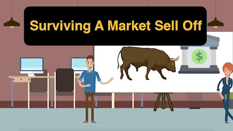 How To Handle A Stock Market Sell Off
