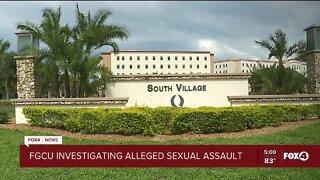 FGCU investigates alleged sexual assault